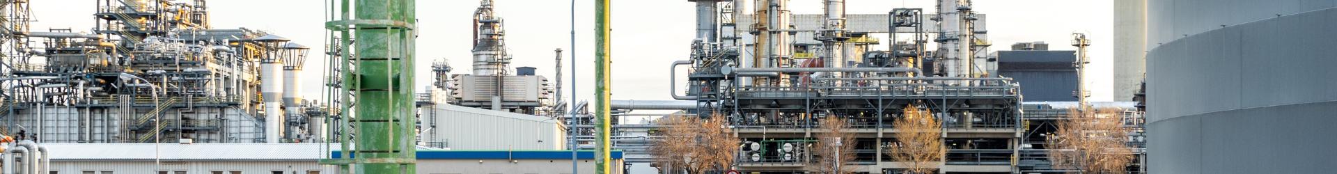 impianto industriale rischio biologico